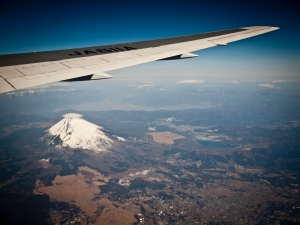 Fujisan from the Air