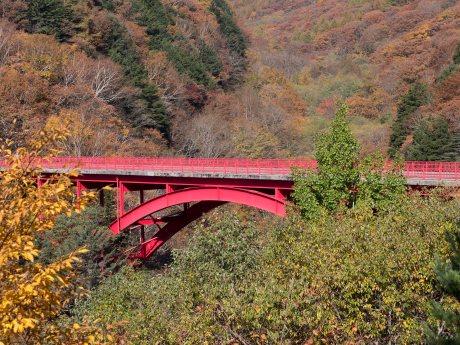 Higashizawa Ohashi Bridge, Yamanashi Highlands