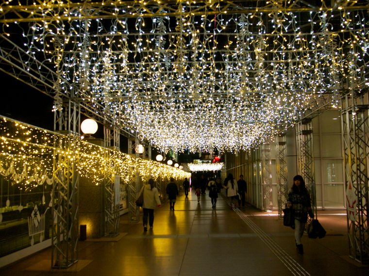 Illumination 2013 Shinjuku Southern Terrace