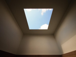 James Turrell, Blue Planet Sky (2004)