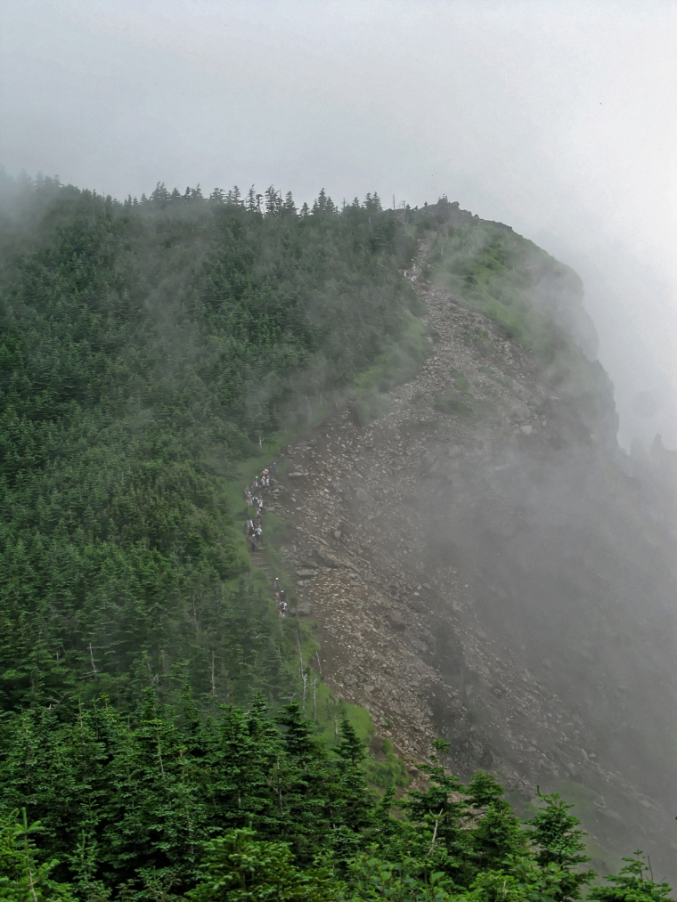 Asamasan, Nagano Japan