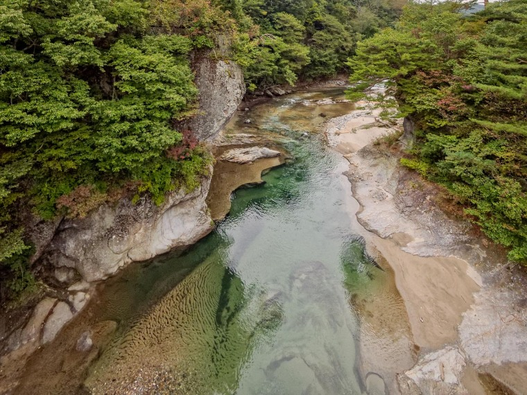 Numata River, Gunma