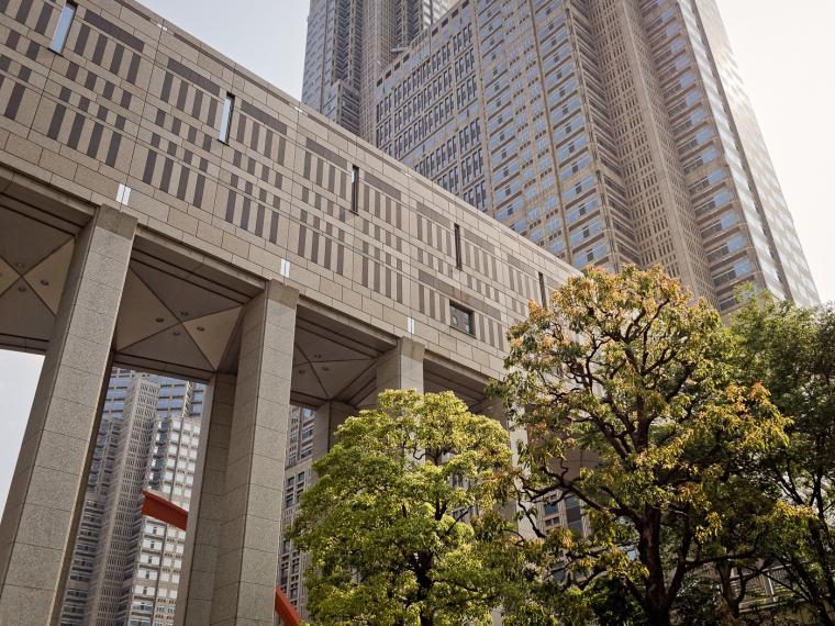 Tokyo Metropolitan Government Building, Shinjuku Tokyo