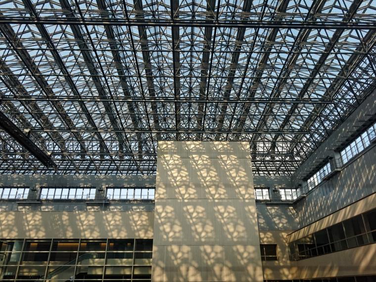 NS Building, Shinjuku