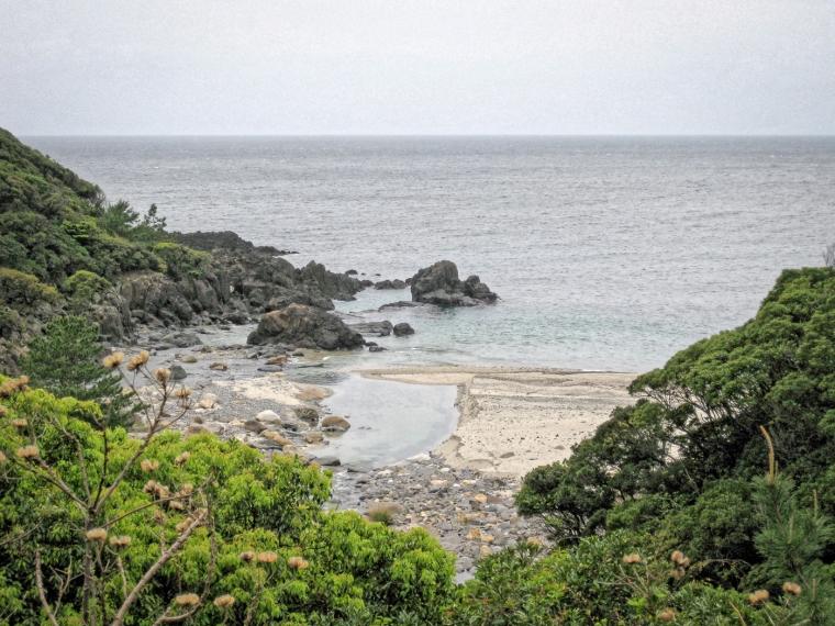Shoreline, Yakushima