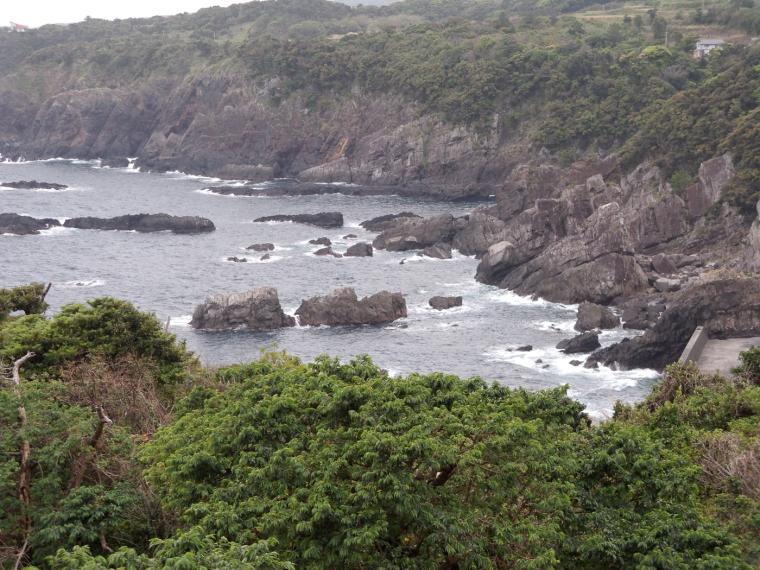 Yakushima Shoreline