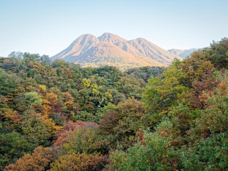 Kuju Renzan Mountain Range