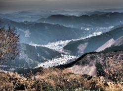 Mount Mitakesan, Chrostmas 2016